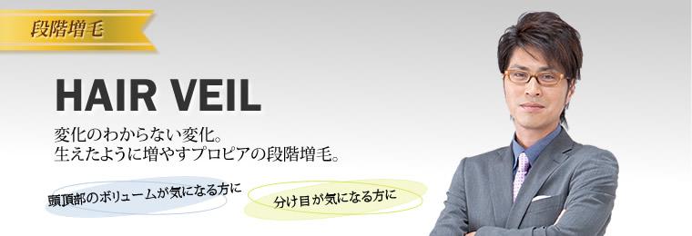 増毛【HAIR VEIL】